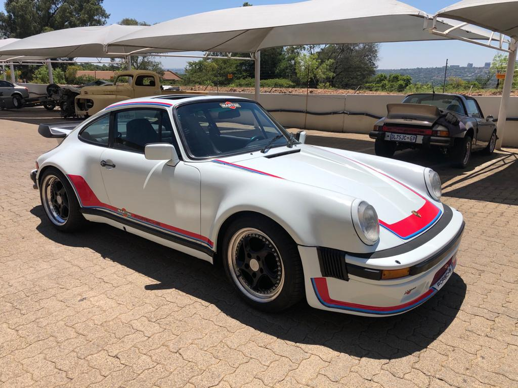 Porsche 1980 930 Turbo